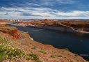 Page, Lac Powell, barrage